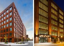 Largest cross-laminated timber building in the US to be build in Chicago