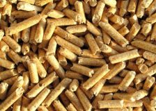Record wood pellet production in Germany