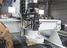 Chinese furniture industry invests in European woodworking machinery