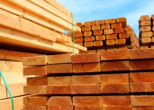 British Columbia's lumber exports fall 21% in Jan.-Feb. 2020