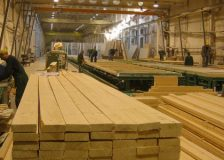 Strong demand and rising prices for Sweden's sawmill industry