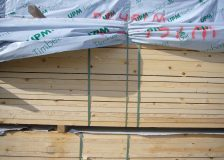 UPM's sawmills are running at full speed