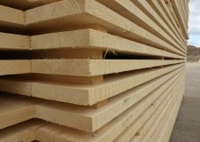 Finnish sawn softwood goods production increased by half million m3 in 2017