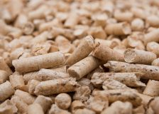 Record pellet production in Germany