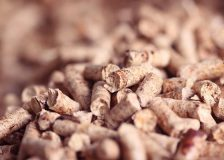 Wood pellets' price in Germany go through seasonal drop in March