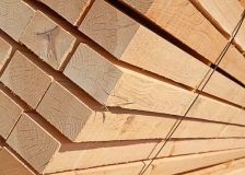Lumber prices in the US go down in December