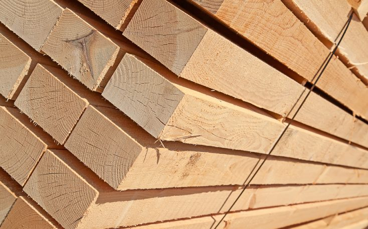 Lumber prices in the US keep on going down at the beginning of 2019