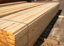 Softwood lumber exports from Europe to China drop by 25%