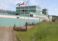Norbord temporarily stops 100 Mile House mill production