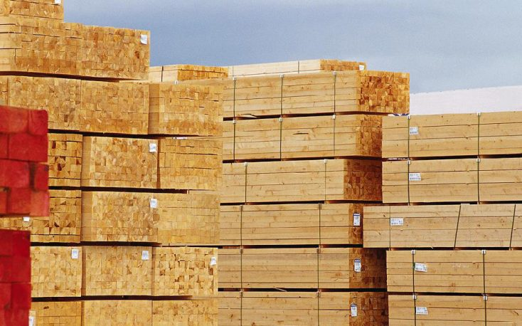US softwood lumber prices continue to move up