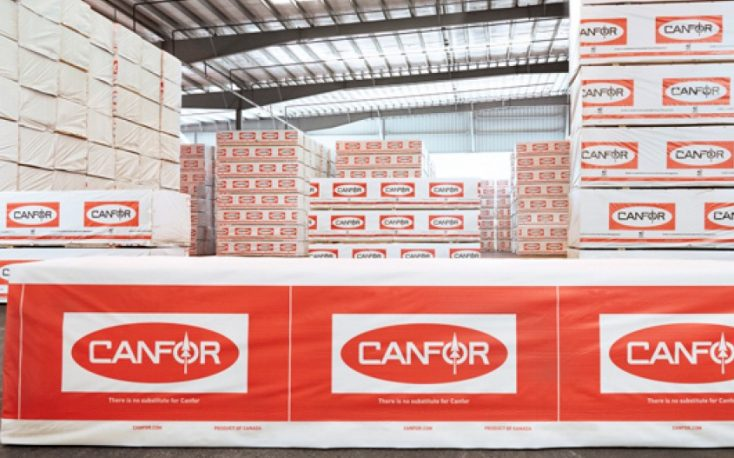 Canfor expands to Europe; completes new acquisitions