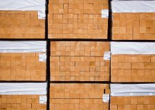 Austrian softwood lumber prices fall below 2017's levels