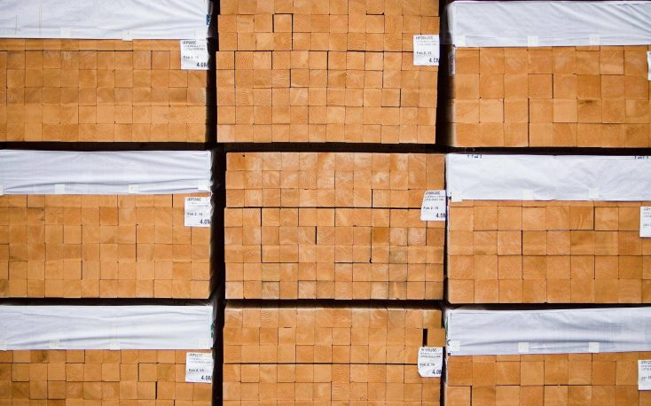 Global demand for softwood lumber reaches record-high in 2017
