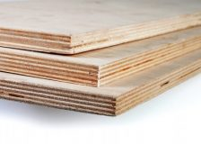 Plywood production rising in Europe