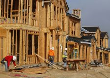 Homebuilding rebounds in the US