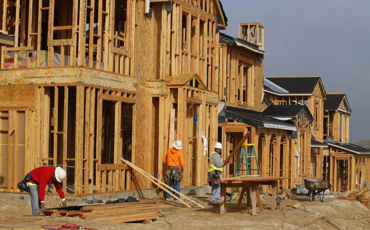 Booming Costs For Us Homebuilding Due To Lumber Tariffs