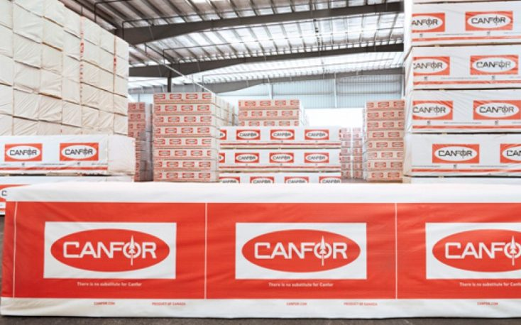 Canfor completes acquisition of 70% of the Swedish Vida Group