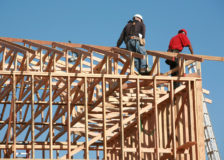 US housing starts drop to a near two-year low