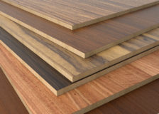 Chinese plywood prices on a downward trend