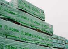 Södra expands drying capabillity in Sweden