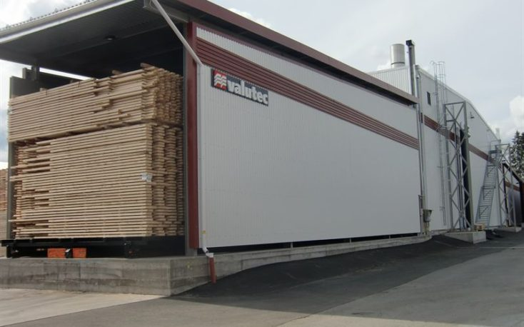 Sweden's Norra timber to buy three batch kilns from Valutec