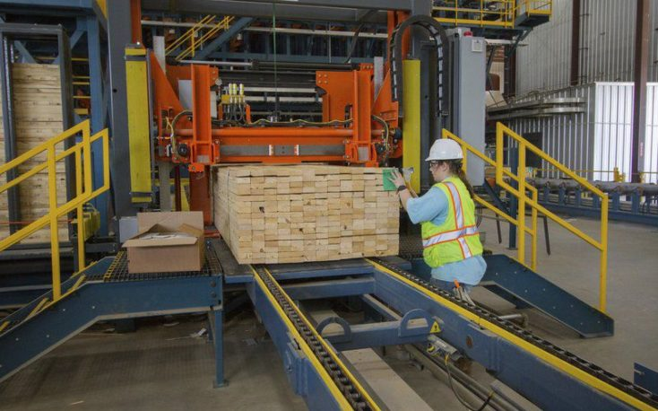 Biewer announces expansion of its Newton sawmill