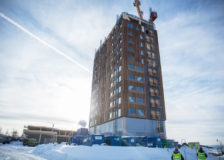 Norway completes the world's tallest timber building