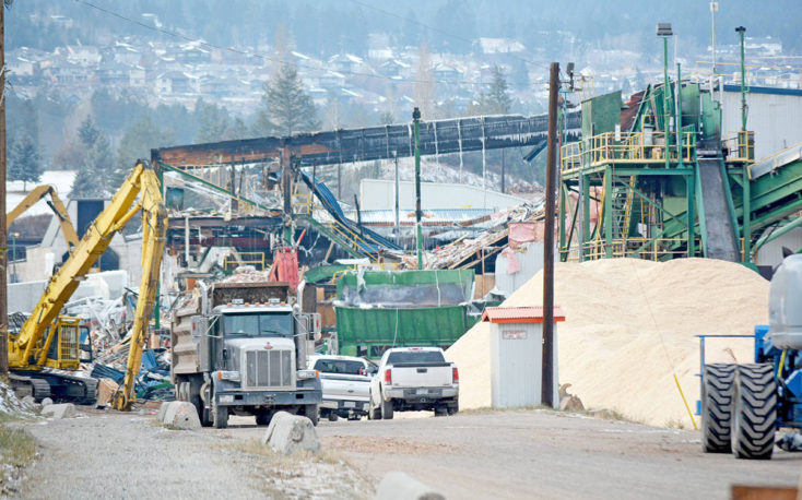 Tolko announces permanently closure of its Kelowna mill