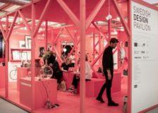 Swedish Design Pavilion at London Design Fair showcases Scandinavian patterns