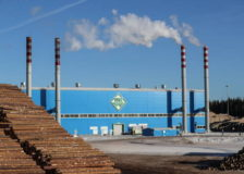 Russia: ULK Group's new mega sawmill equipped with Nordic technology