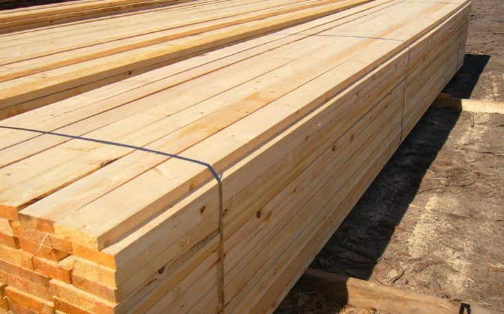 Softwood lumber exports from Europe to the US increased ...