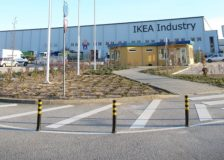 IKEA sells a particleboard plant in France