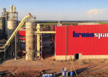 Kronospan starts particleboard production in US