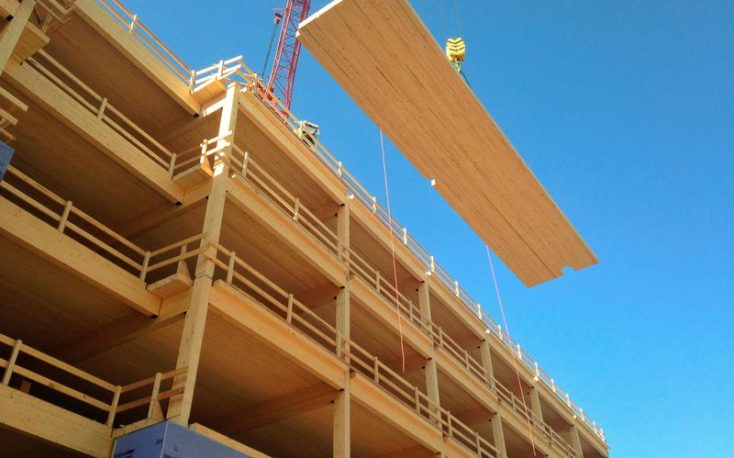 Building materials market in Europe forecast to grow significantly in the next 5 years