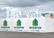 Interfor temporarily reduces lumber production at three of its sawmills in BC