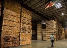 US hardwoods face weak market in China