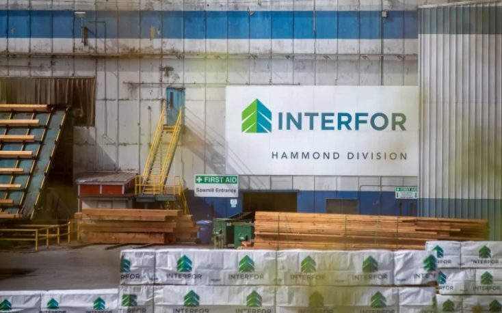 Interfor eyes growth by acquisition