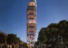 World's tallest hybrid timber tower soon in Sydney