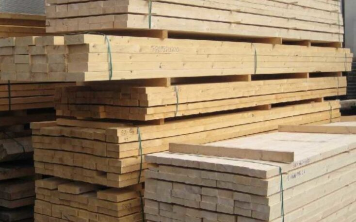 German spruce lumber puts pressure on Finnish and Russian exports to China