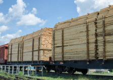 European wood exports via rail transport to China – (not) an alternative?