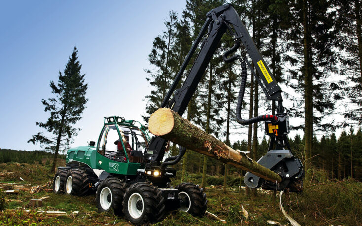 Global forestry machine market to witness declining sales due to Covid-19