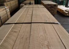 American red oak progresses in the European market