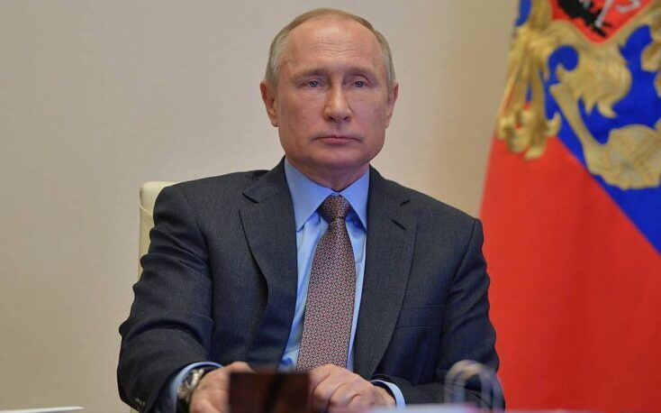 Russia: Putin requests ban on unprocessed timber from 2022