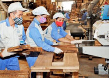 Vietnamese wood products temporarily free from US tariffs