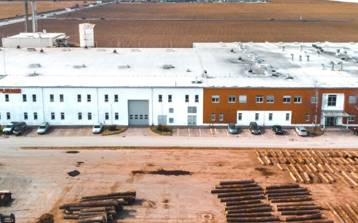 Unilin acquires industrial sawmill in Romania from JAF Group