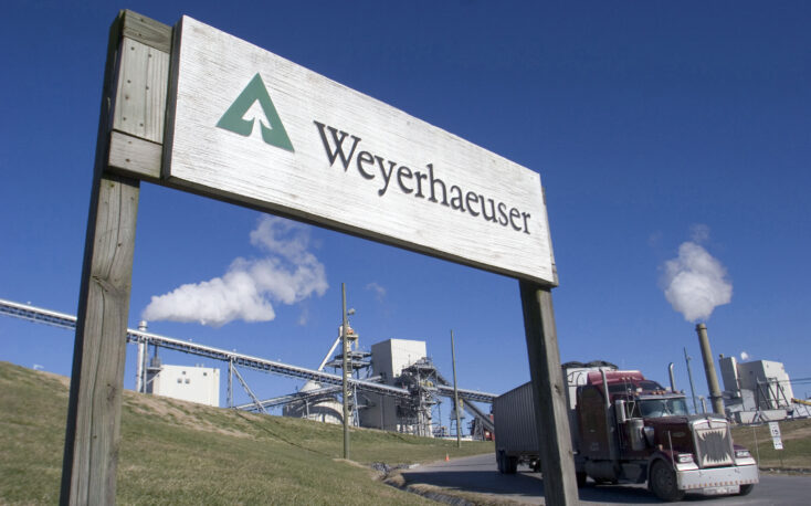 Lumber prices will continue to be elevated, says Weyerhaeuser's CEO