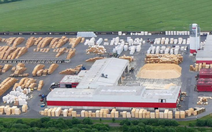HS Timber Group builds EUR 84 million sawmill in Belarus