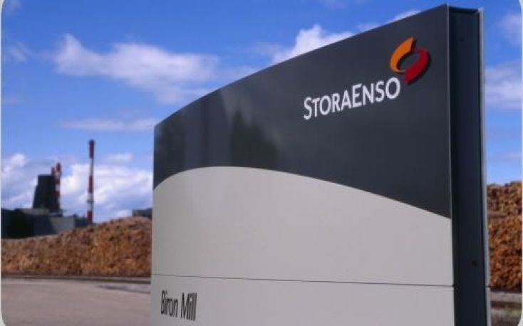 Stora Enso to close sawmill in Finland