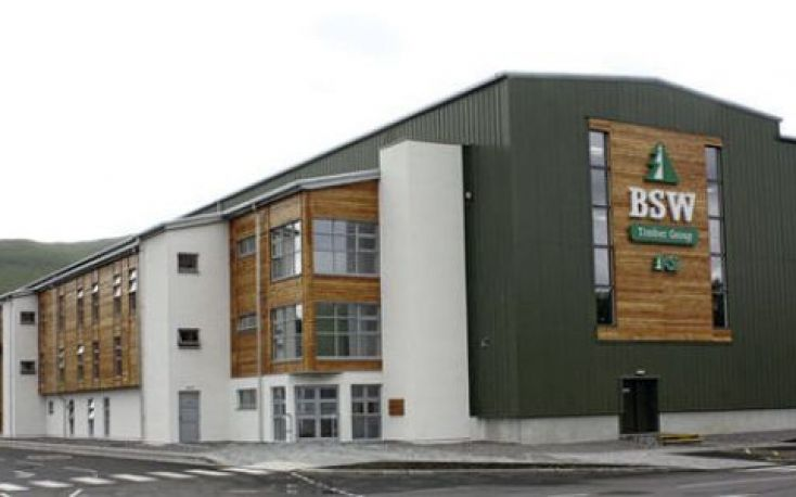 BSW Timber invests EUR 40 million in building Slovenia's largest sawmill