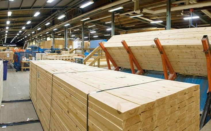 Swedish Setra maintains full sawmill production despite pandemic